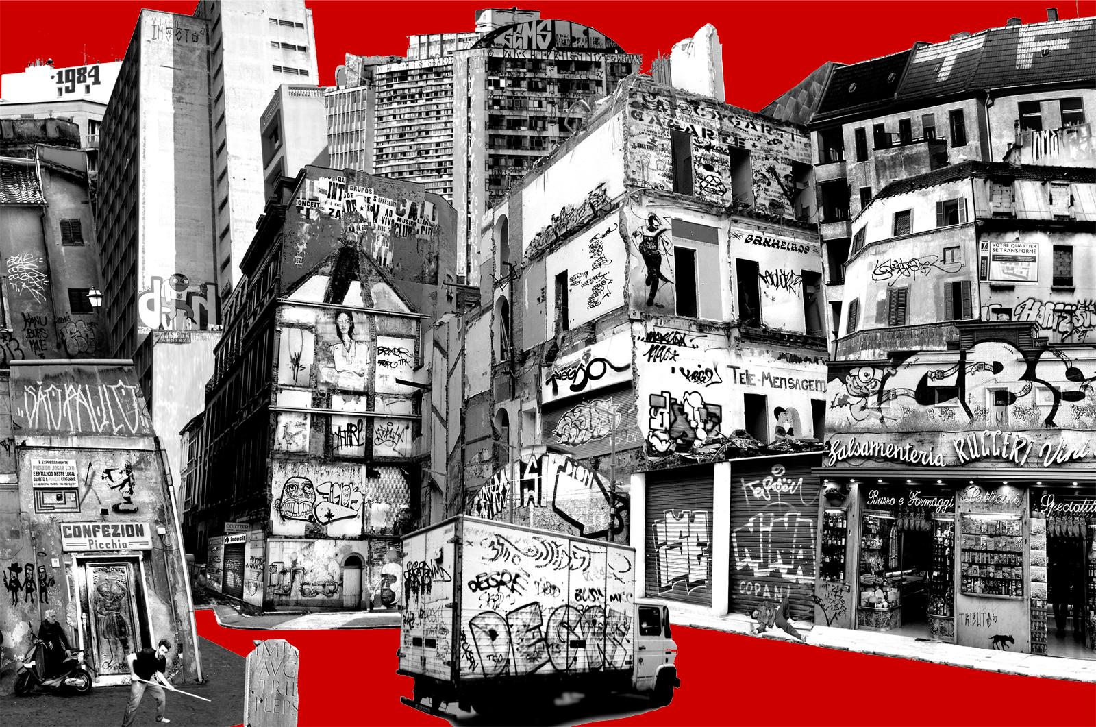 Détail de la rue #7