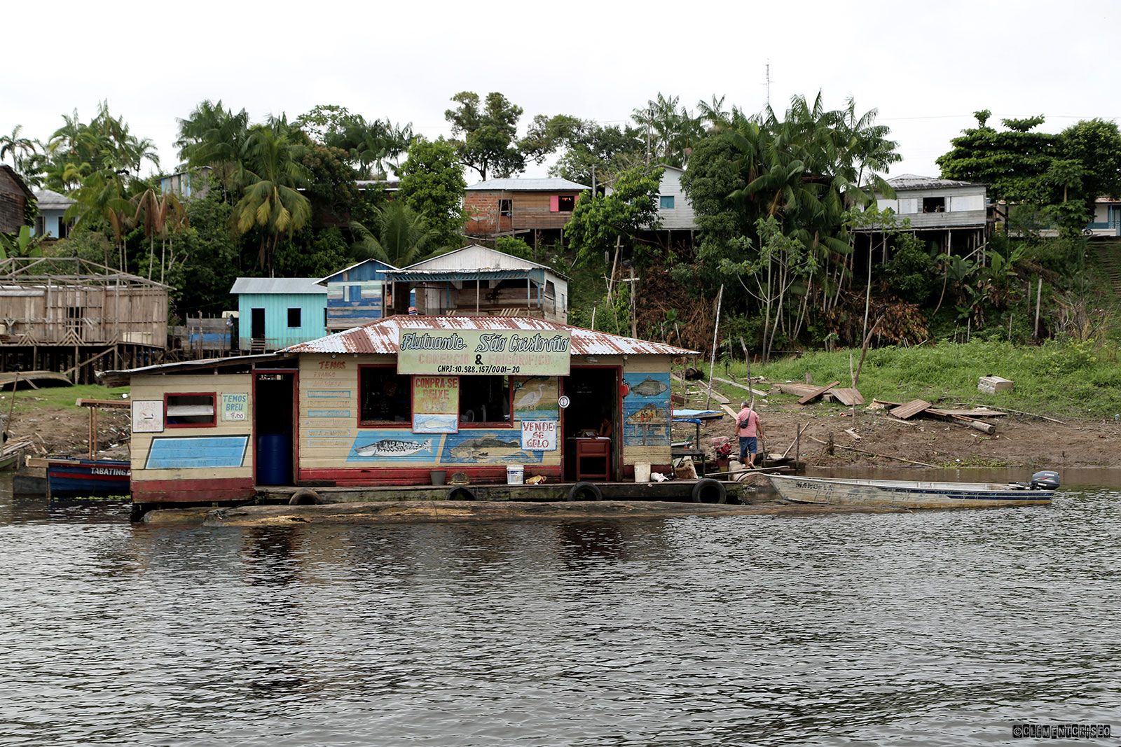 Benjamin Constant, Amazonas