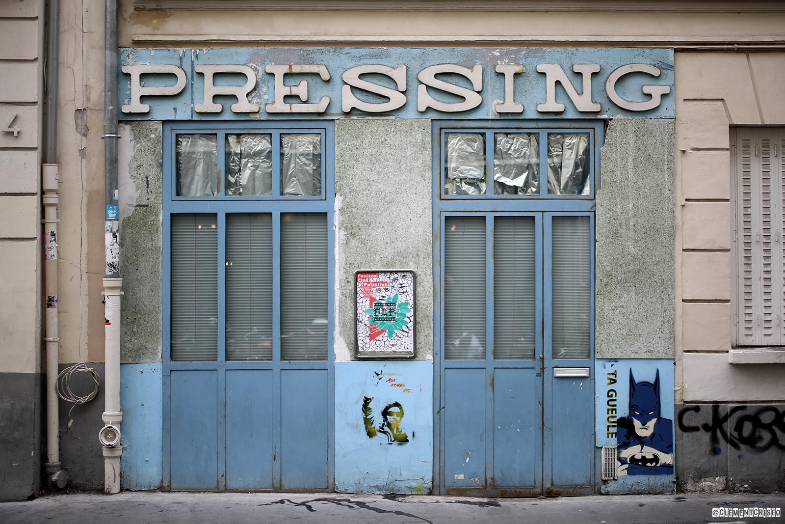 Pressing sous Pression