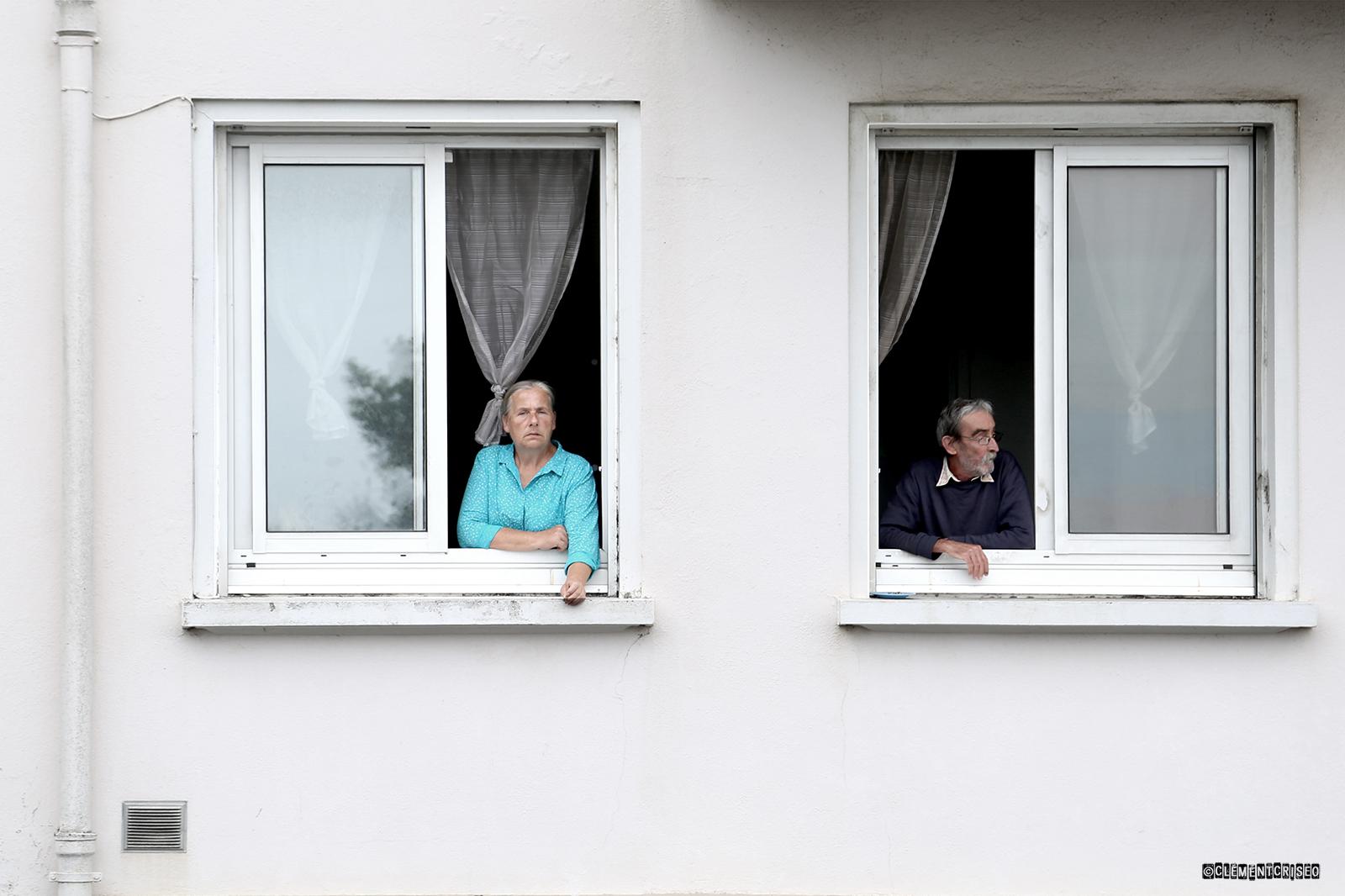 Deux fenêtres, deux vies…