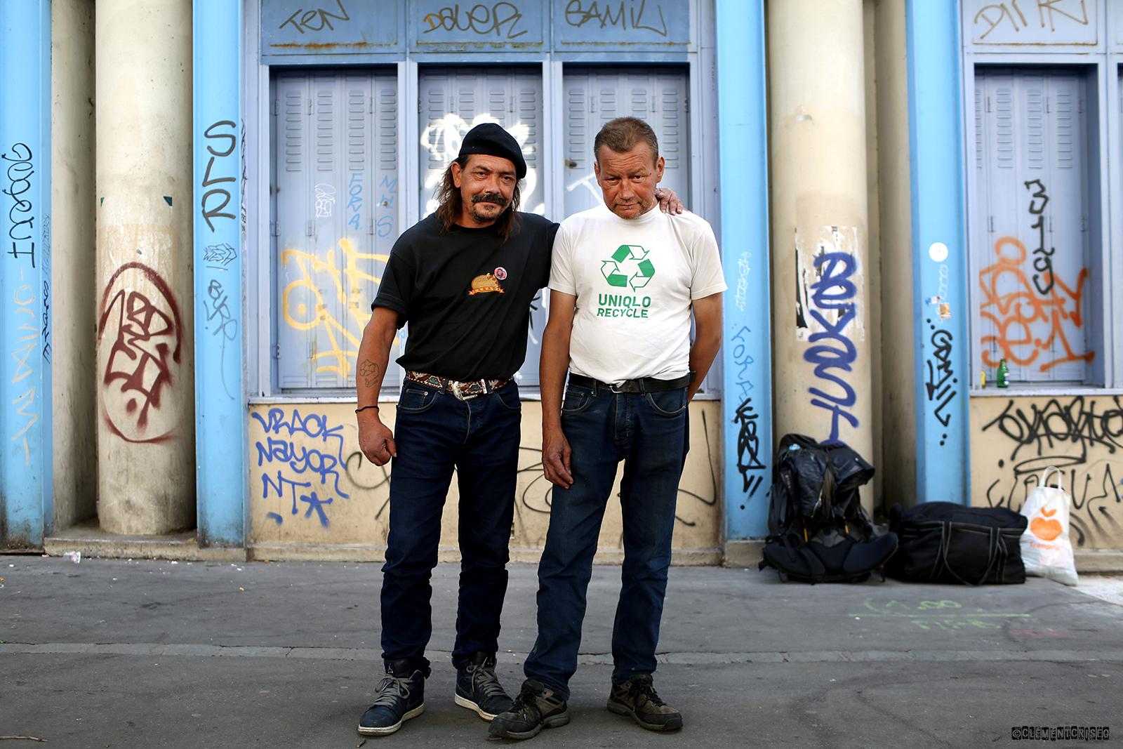 Lorenzo & Pascal