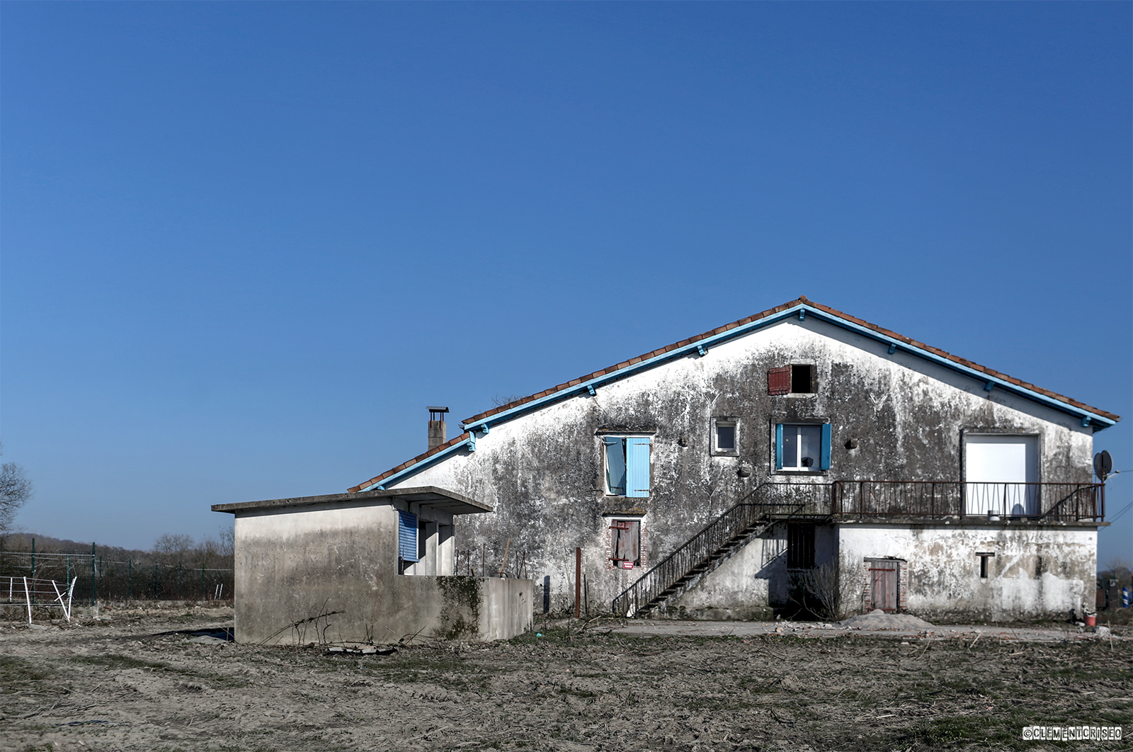 Maison piégée