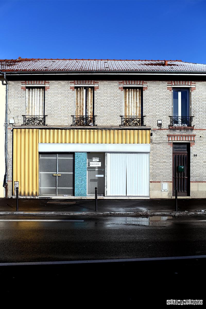 Au village d'Ivry