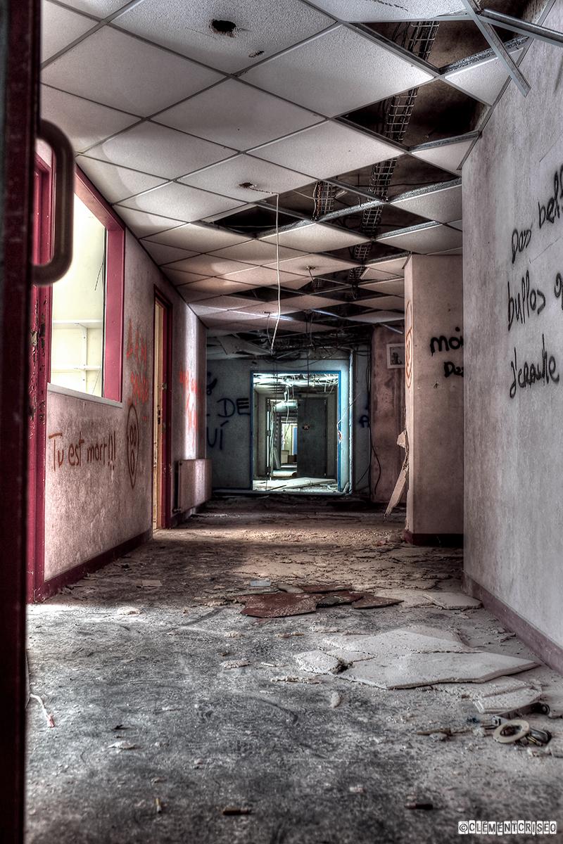 Couloir d'hosto
