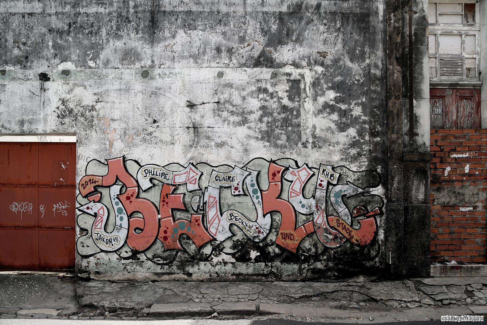 Vie de mur