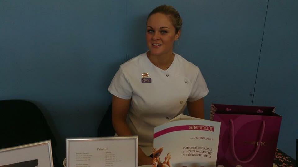 Natalie and  Unwind Therapies , Basingstoke, Hants