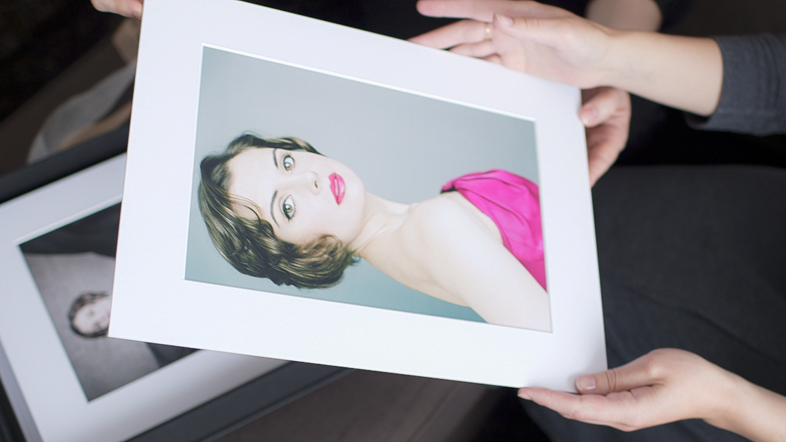 youdeservethis makeover studio - a la carte prices - individual mounted and matted prints -  www.youdeservethis.com