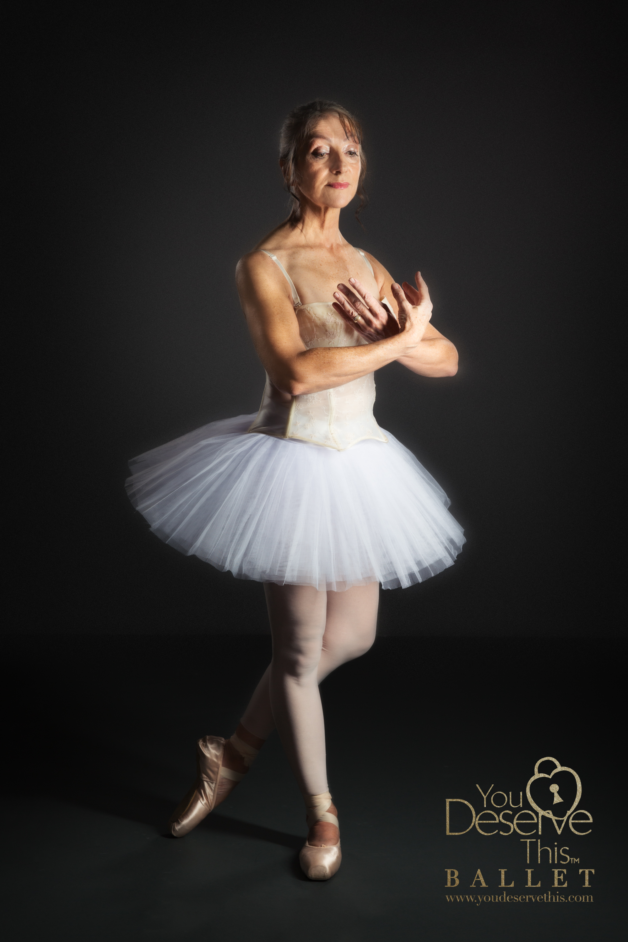 Doesn't she look wonderful? Ballet really does keep you in shape, we are so inspired! Hampshire Berkshire Ballet Photographer. www.youdeservethis.com
