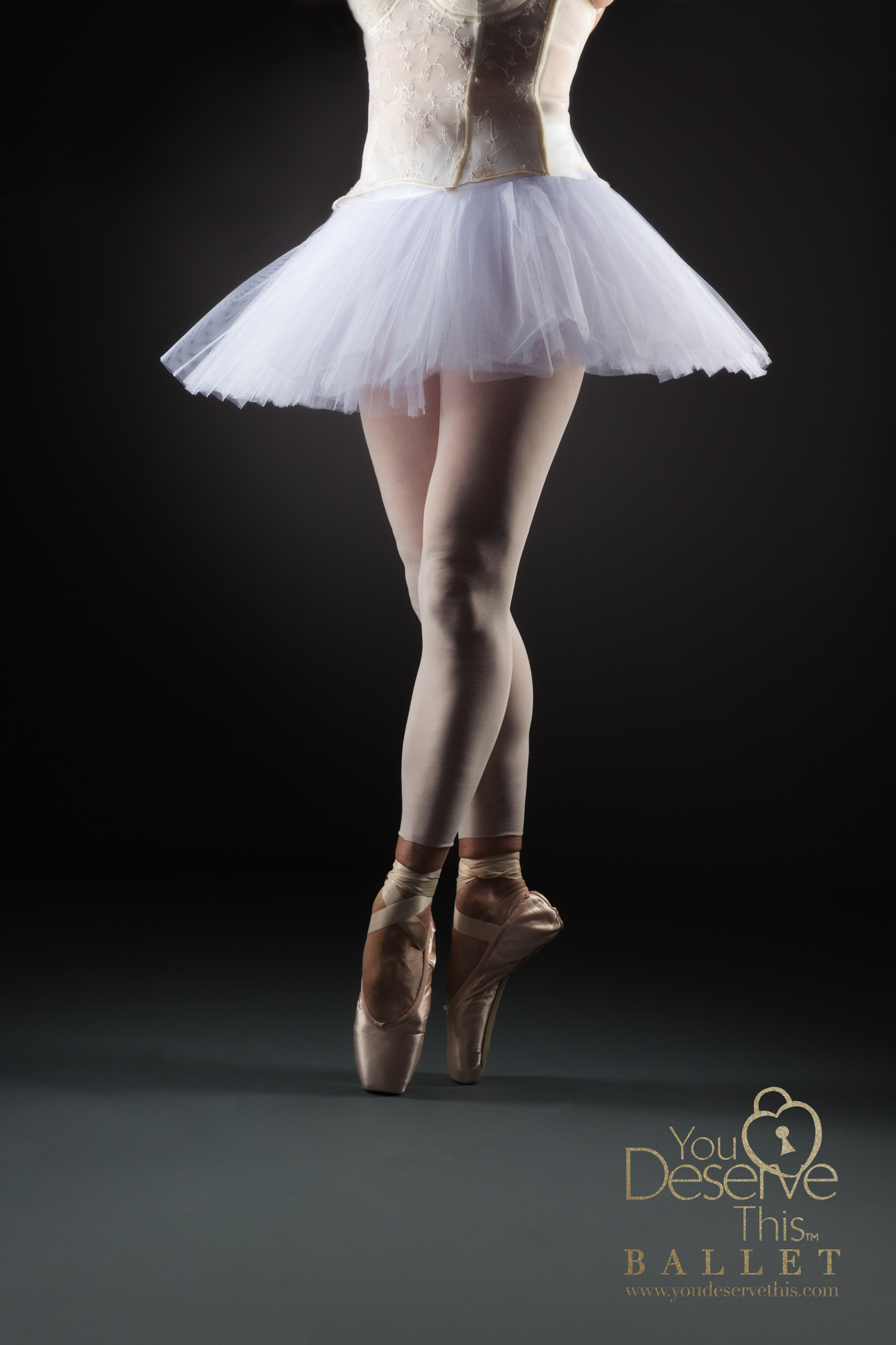 Wow! Totally amazing strength and balance. Ballet Photography from You Deserve This Photography Studio. www.youdeservethis.com