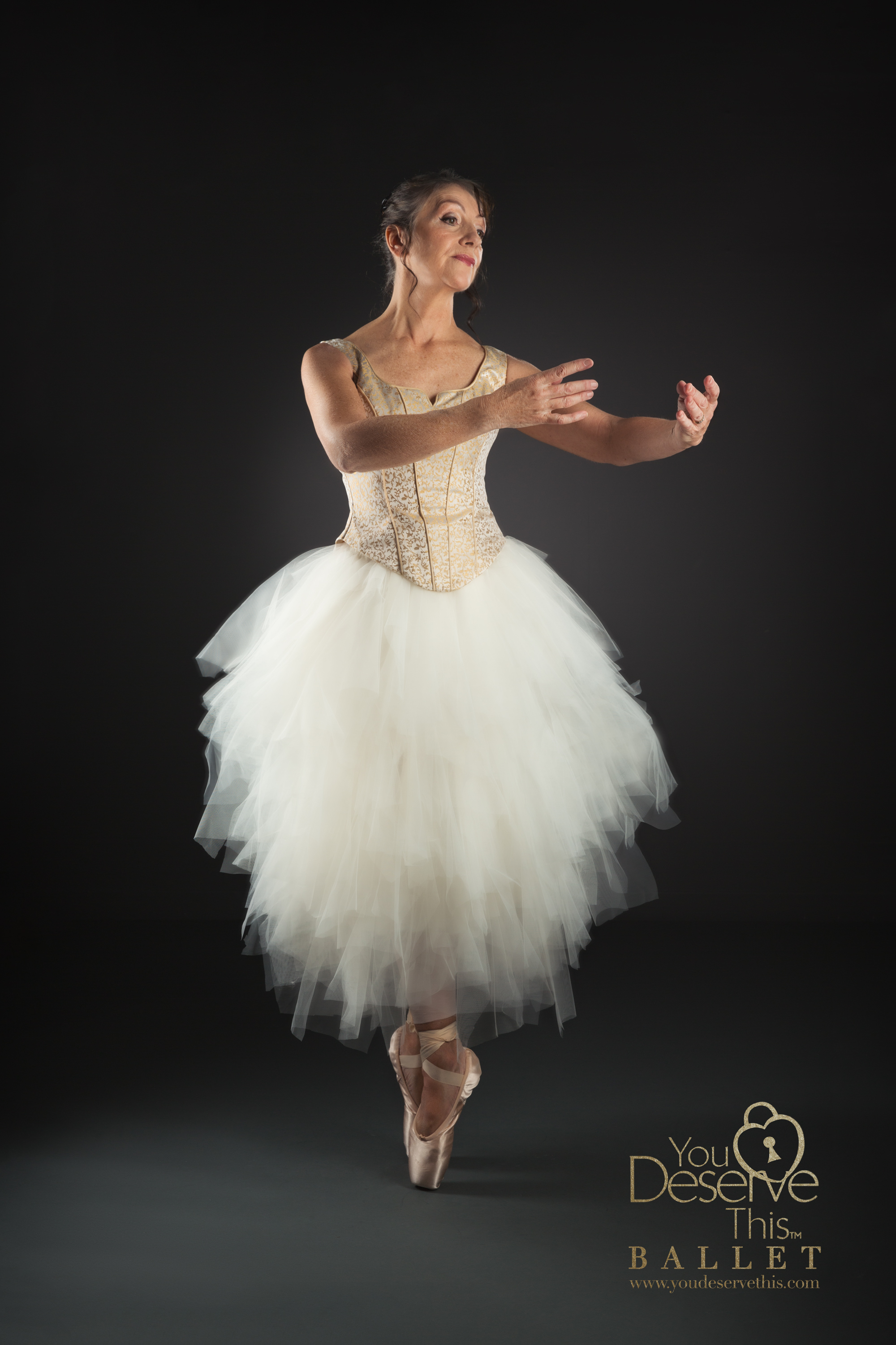 Beautiful Ballet Portraits from You Deserve This Photography, Basingstoke, Hampshire UK