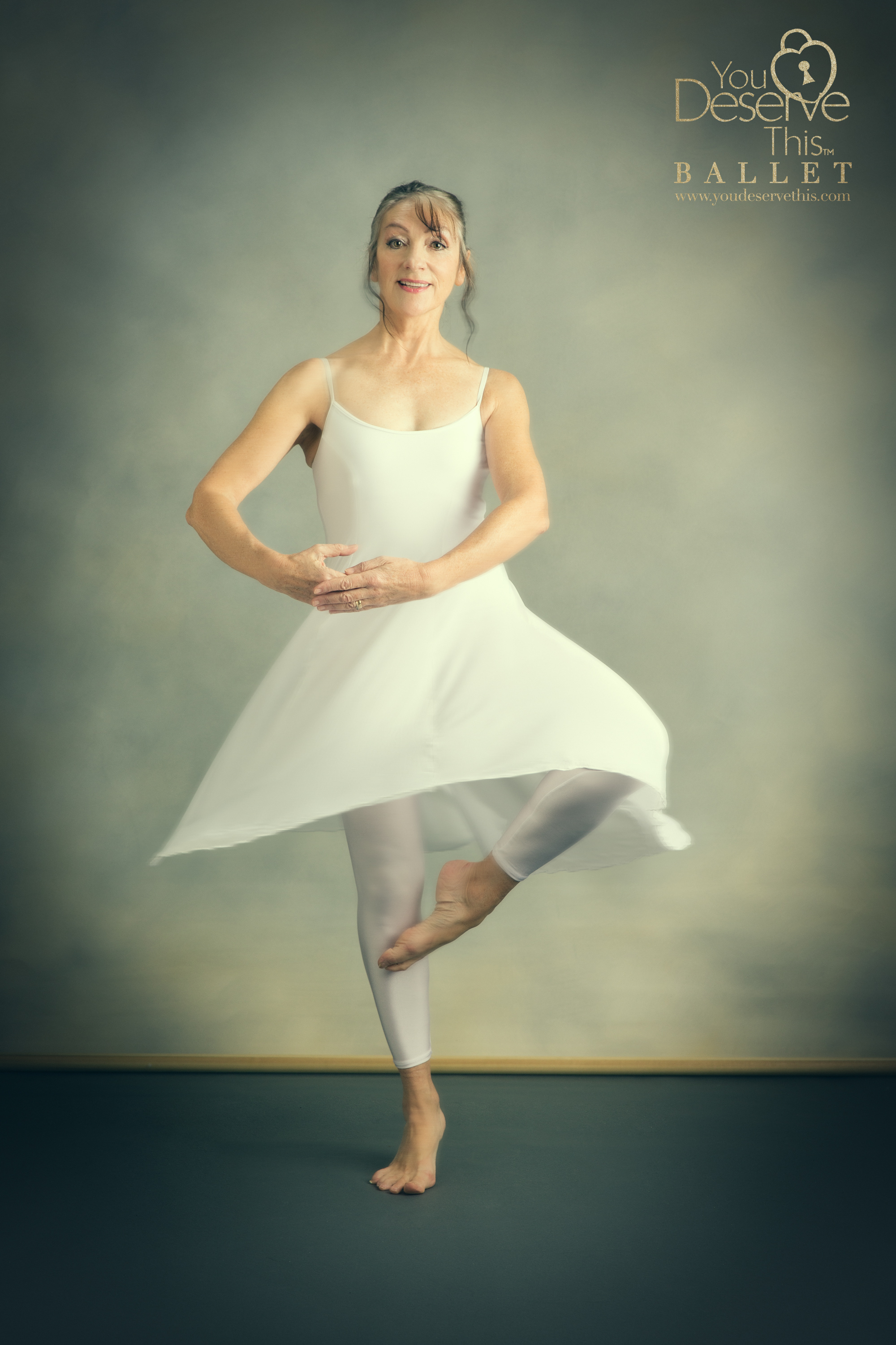 Beautiful dancing and twirling movement. We love the flow of these photographs. Ballet Photoshoots with www.youdeservethis.com