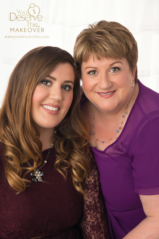 Mum and Daughter Birthday Photoshoot Gift  www.youdeservethis.com