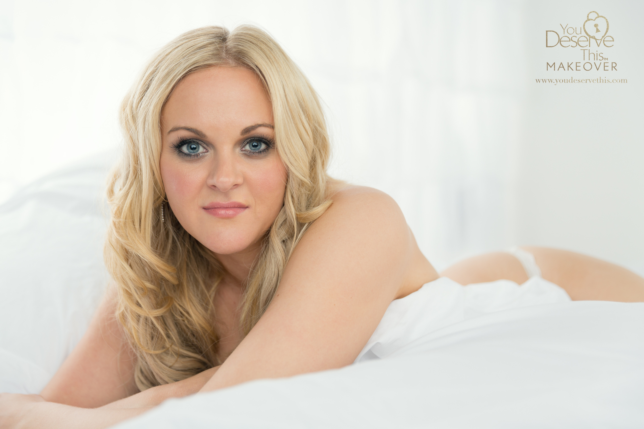 Boudoir photography for women in Hampshire