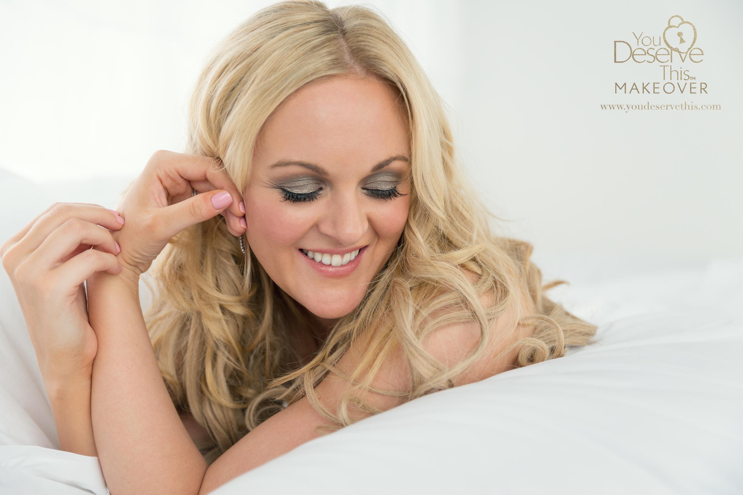 Bridal Boudoir Photo shoot in Hampshire Berkshire Surrey London and Wiltshire