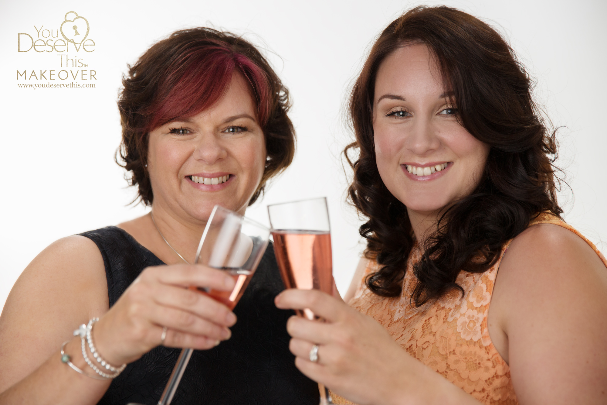 Mum and Daughter Photoshoot - Gift Vouchers available to purchase at  youdeservethis.com