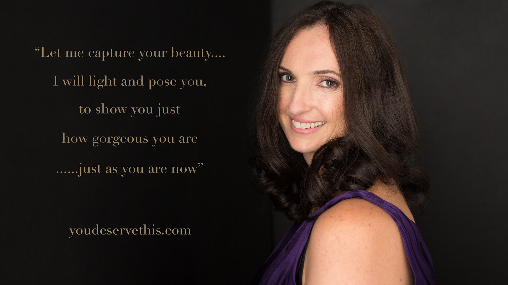 Our makeover and photoshoot studio in Tadley, Hampshire - providing uplifting and fun experiences for women and those they love, throughout the UK.  www.youdeservethis.com
