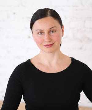 Olga Kovalyova        Lambertville, NJ  In her Pilates classes, as well as her practice as a Neuromuscular Therapist, Olga enjoys inspiring clients and helping them towards their fitness goals. She can help you establish a long term plan towards fitness and health.  She enjoys sharing her knowledge about anatomy, structure and movement patterns, and is welcoming questions about it. She firmly believes, if the goal is clear, the mind can find a way to implement it.