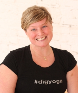 Authentic and fun loving, Annie has been studying and practicing yoga since 2002. While evoking a calm, positive energy, Annie's classes are centered on alignment-based principles that foster physiological wellbeing and challenge students to deepen their practice to their fullest potential in a playfully serious way. It is with heartfelt enthusiasm that Annie welcomes individuals of every age, ability, and background to join her in the daily exploration of yoga.  Earning her RYT-200 hour certification from Dig Yoga with Sue Elkind and Naime Jezzeny, Annie continues to find inspiration from local teachers as well as internationally renowned yogis. Annie lives in gratitude of the keen awareness that yoga continually brings to her everyday life.