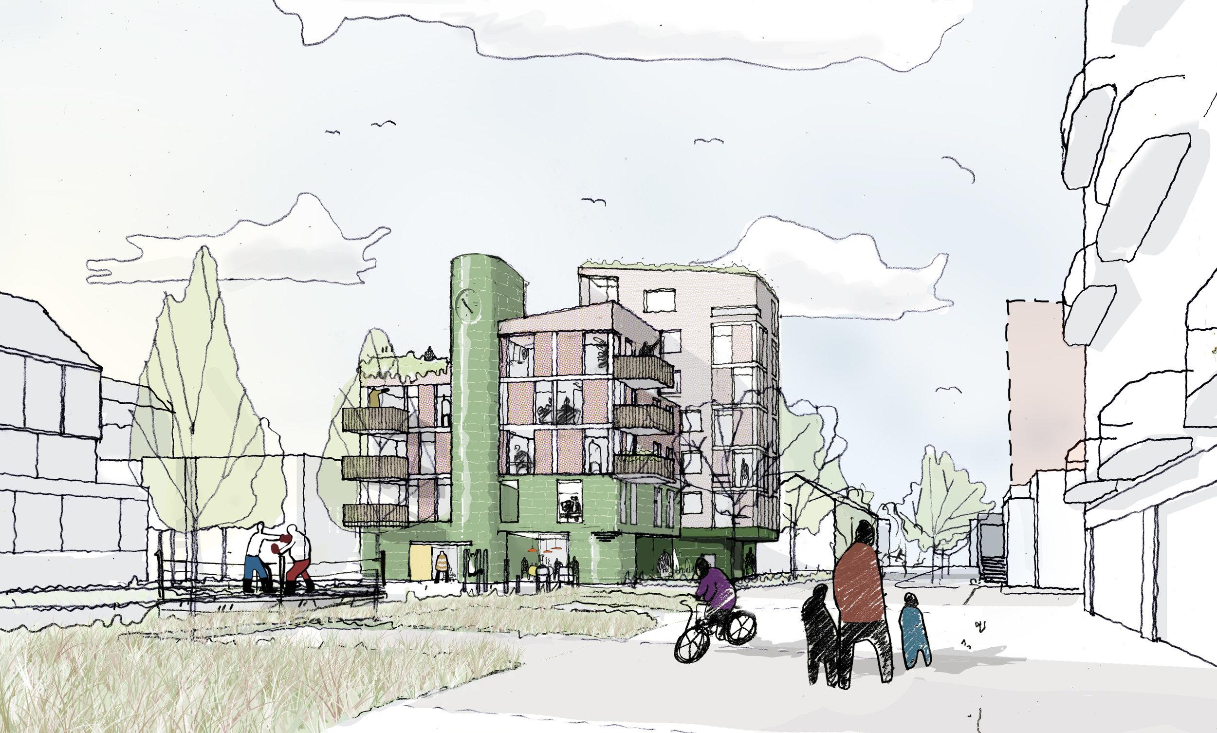 Hackney Housing