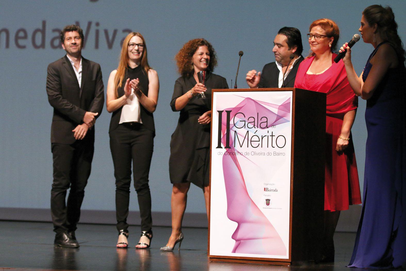 II Gala de Mérito promovida pelo Jornal da Bairrada e Câmara Municipal de Oliveira do Bairro