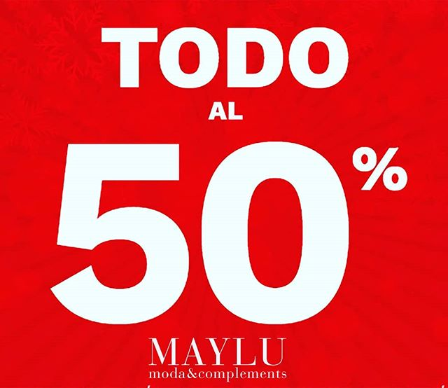 🎉🚨 TODO AL - 50% DE DECUENTO!!🚨🎉 www.maylumoda.org  #maylu #moda #fashion #curvymodel #curvygirl  #curvyfashion #shoponline  #shop #shopping #nikon #invierno #otoño #vogue #instagood #instalike #instafollow #instafashion #instapic #instafamous #model #girl #instaphoto
