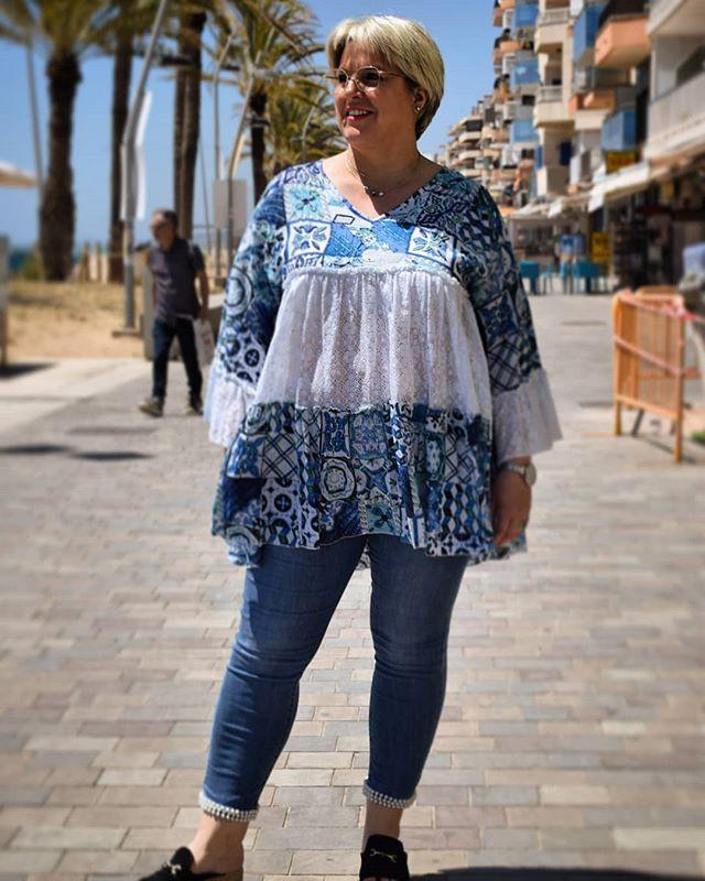 👗💃Las cosas buenas pasan a quienes las esperan. Las mejores a quienes van a por ellas!👗💃 . . .  www.maylumoda.org 👆👆👆👆👆 . . . . ⚡@lidia1972bel . . . #maylu #moda #fashion #curvymodel #curvygirl  #curvyfashion #shopping #nikon #summer #vogue #instagood #instalike  #instafashion  #instaphoto #photooftheday #cute #tbt #summer #sunnyday  #like4like  #likeforlike