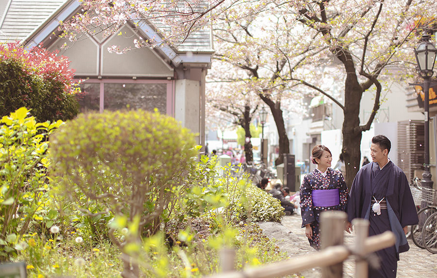 tokyo hakone japan spring sakura . engagement wedding photography by kurt ahs . ns + eu . 0407.jpg
