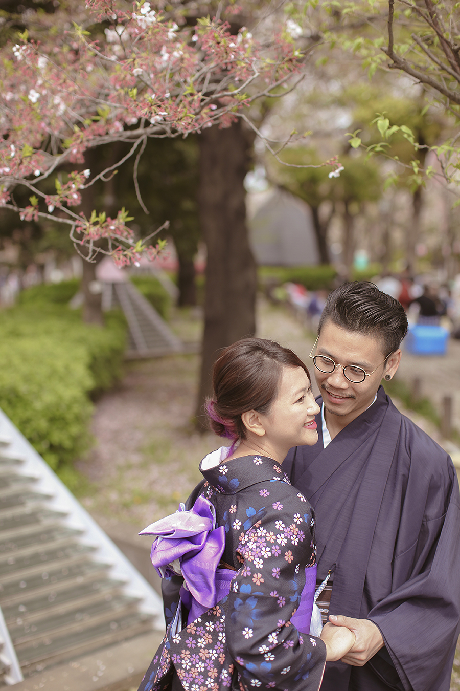 tokyo hakone japan spring sakura . engagement wedding photography by kurt ahs . ns + eu . 0415.jpg