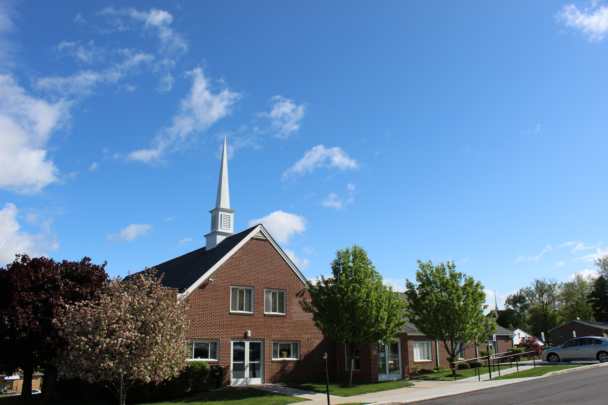 The Building and the Church