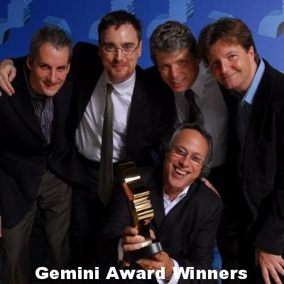 2007 Gemini Award for Best Sound in Performing Arts.jpg