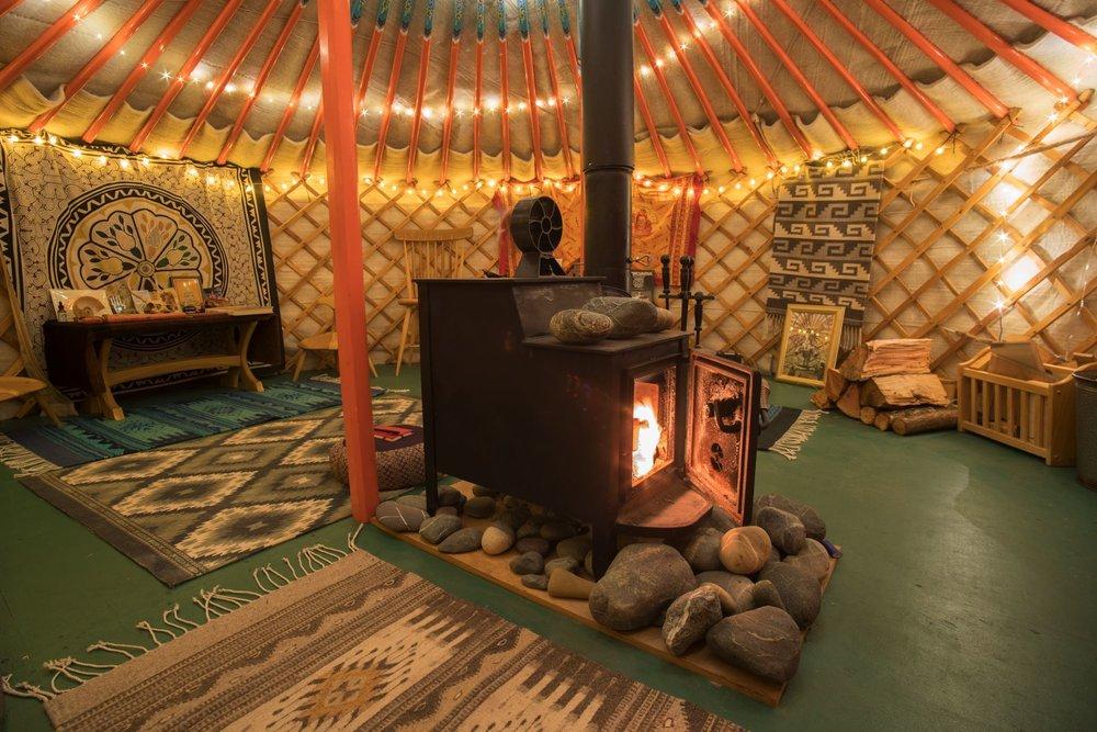 Suntime Yurts