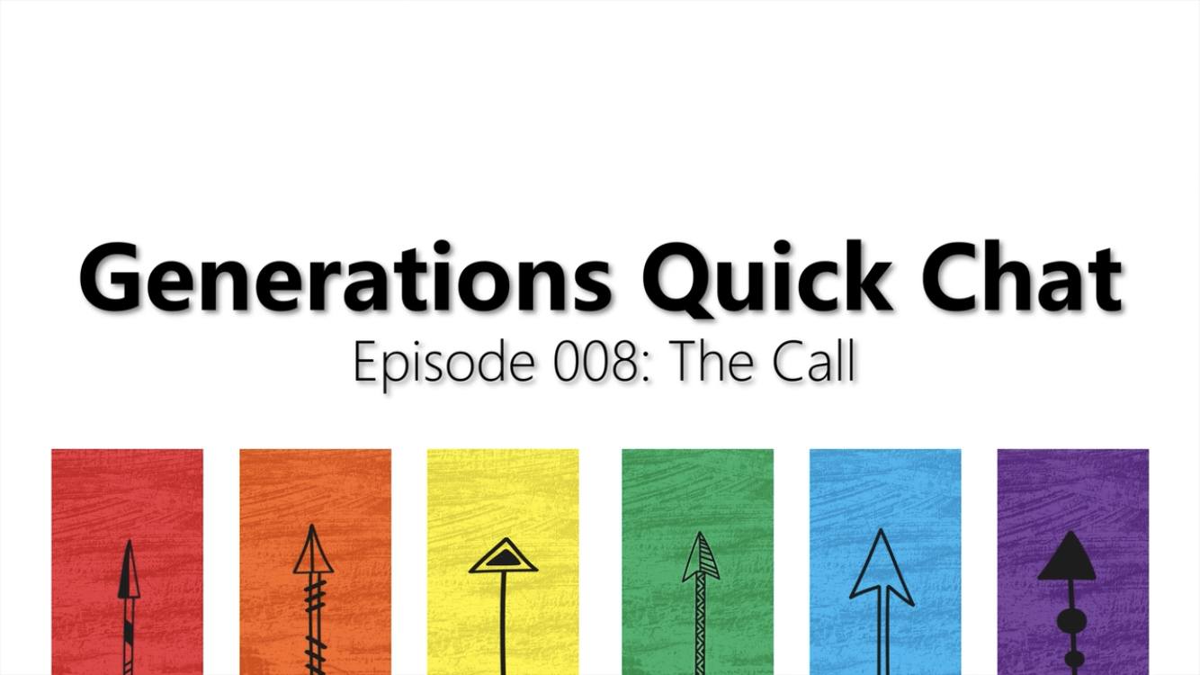 Episode 008: The Call -