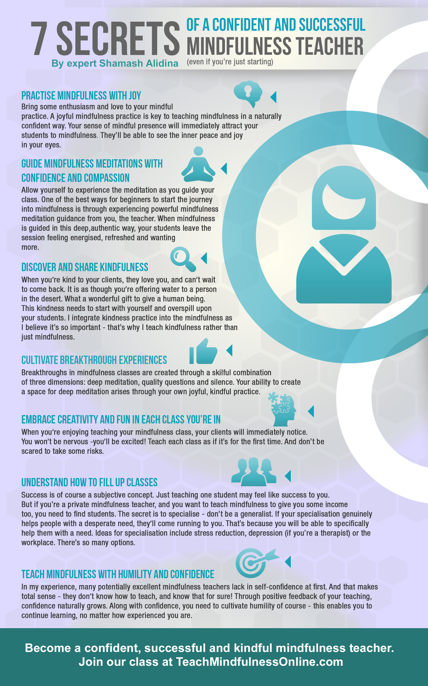 Please share this infographic with your friends - becoming a better teacher is something we all strive for