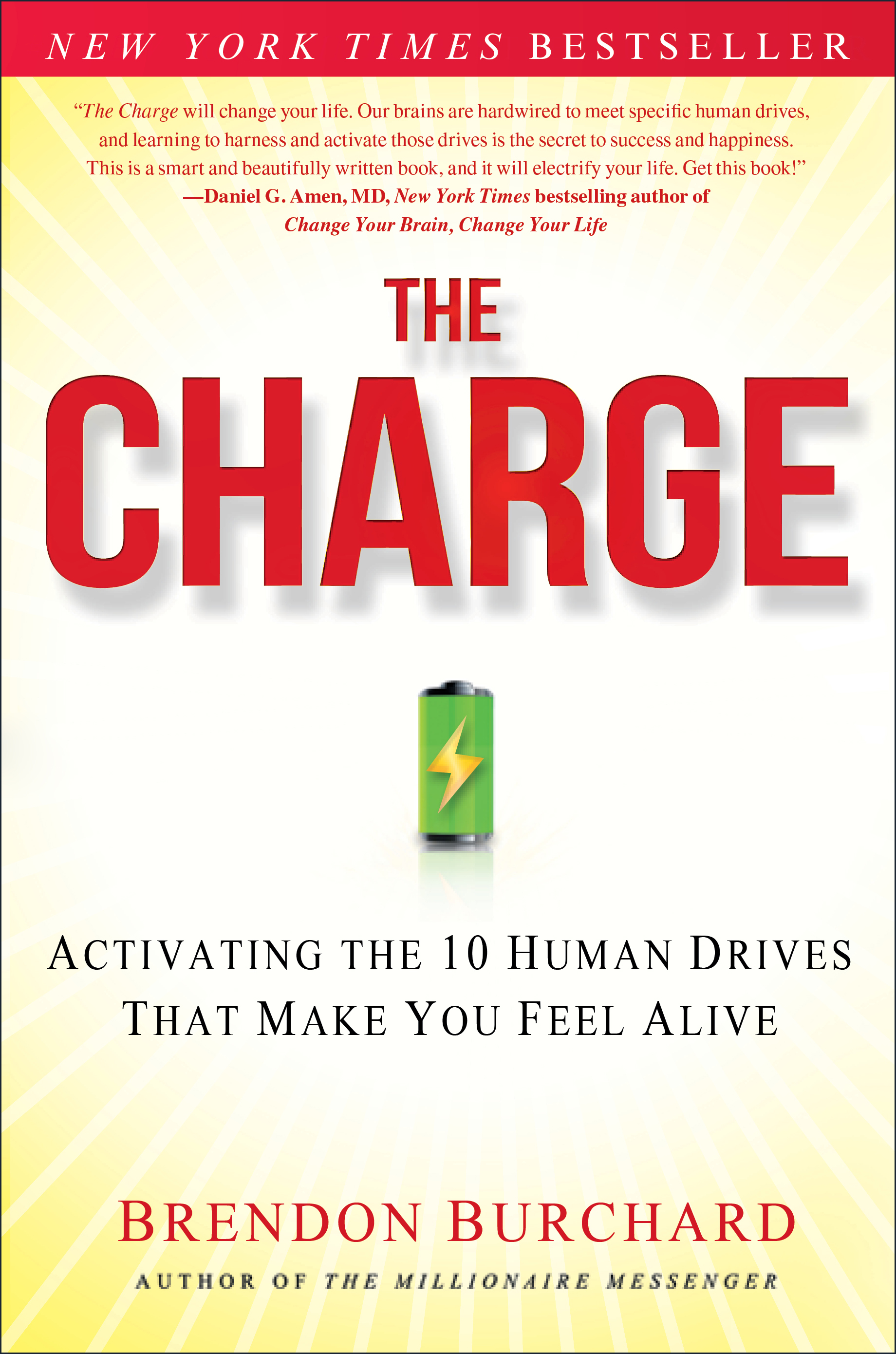 brendon burchard, the charge, erica castner