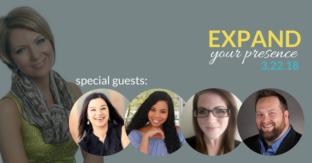 Expand Your Presence, Millennial Brewing, Amber Cebull, Charlene Edward, Jessica Smith, Cory O'Donnell, Erica Castner