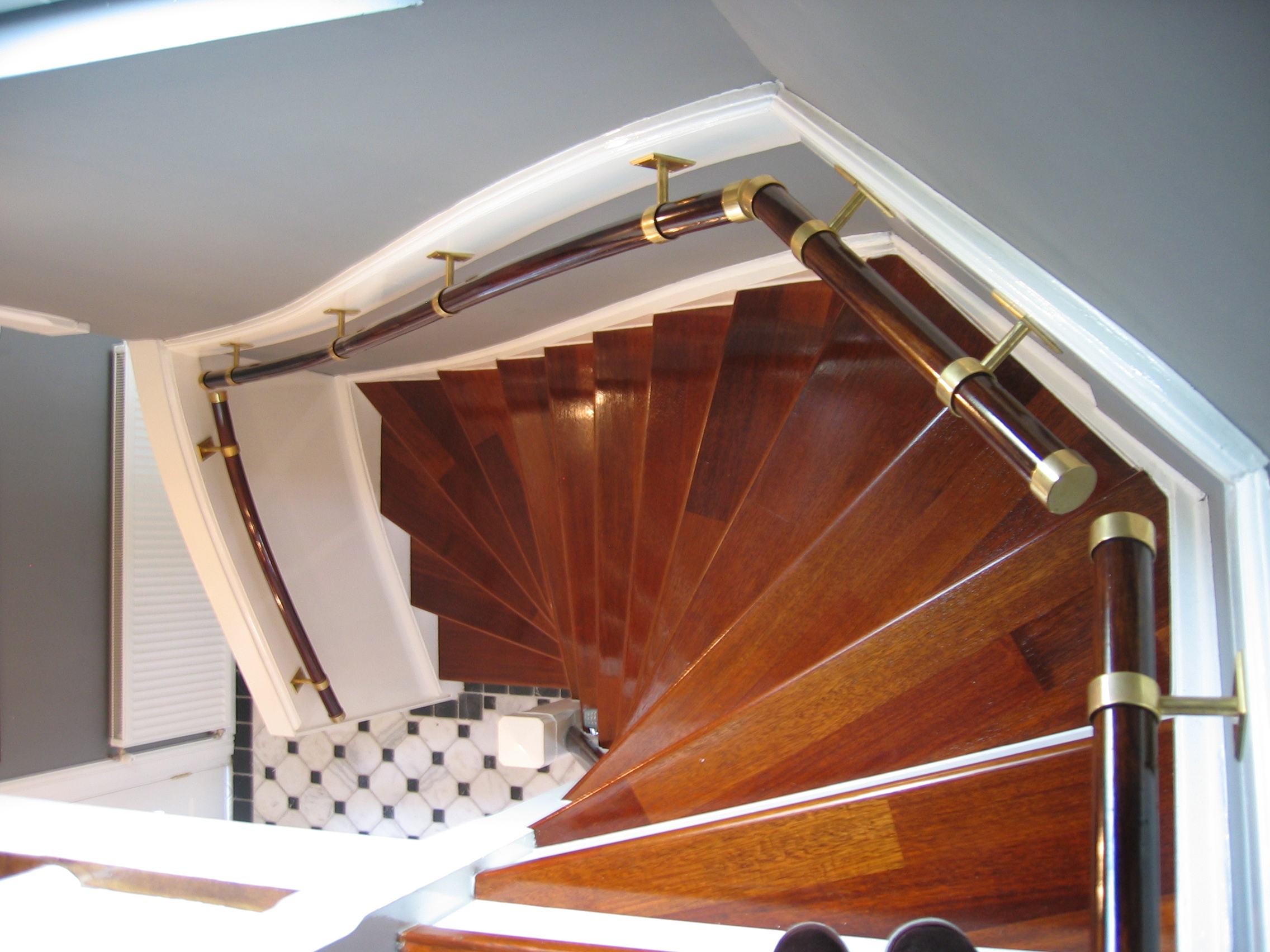 Holenderskie schody