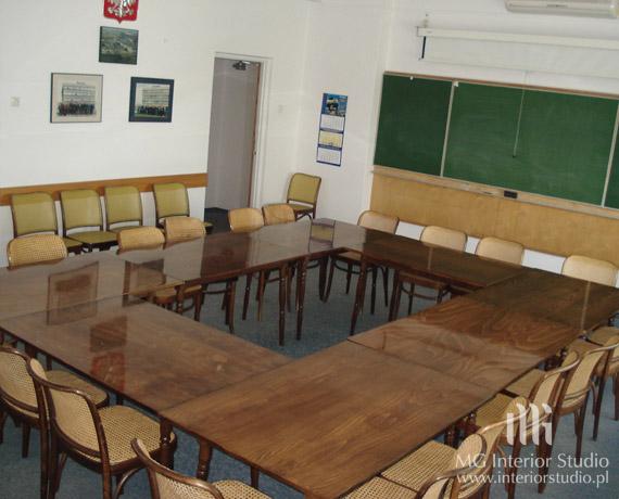 Sala konferencyjna - PRZED