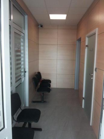 Wejście do biur - PO