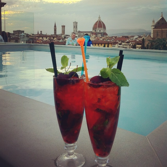 Happy drinking this summer in Florence!