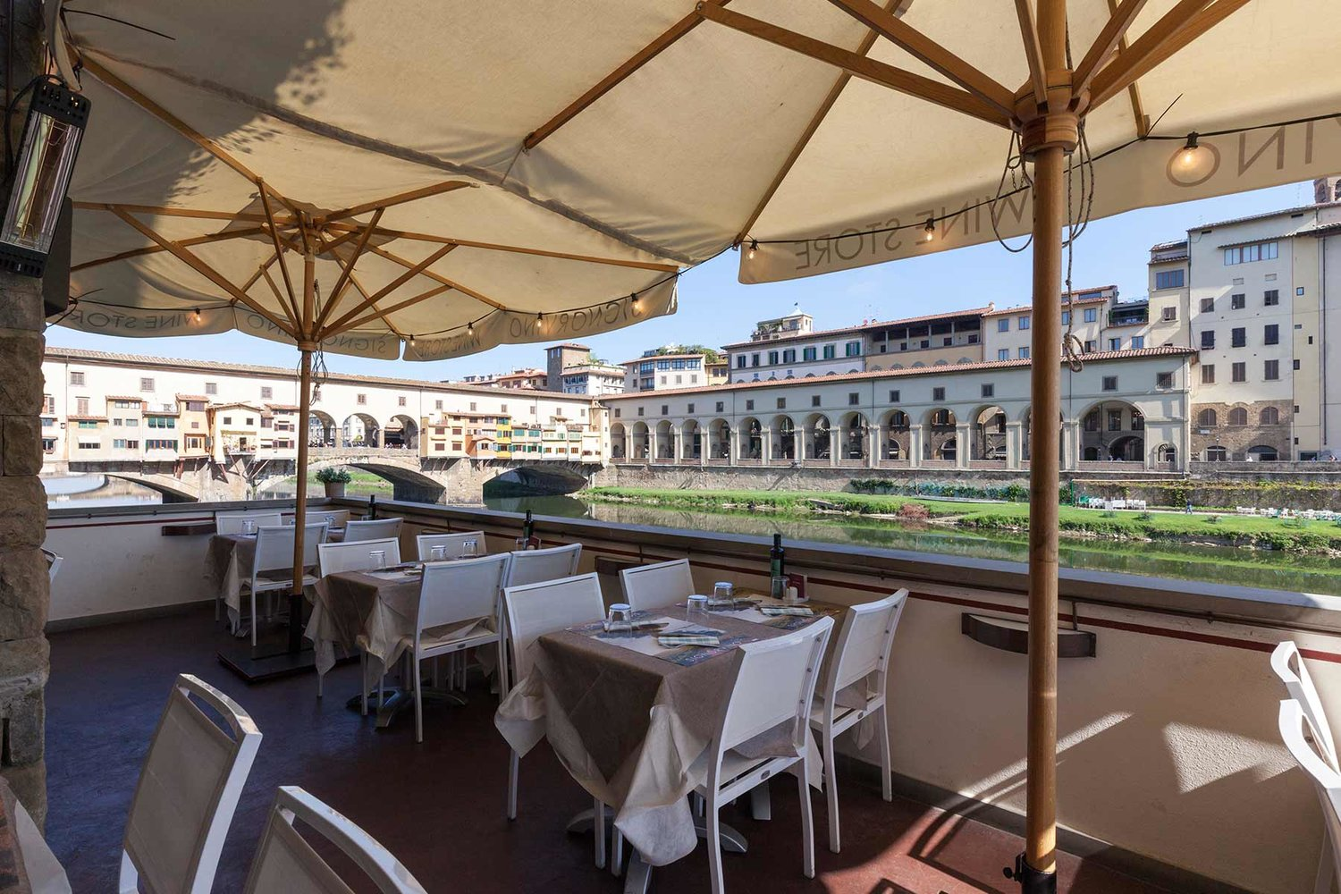 Where To Eat With A View In Florence Curious Appetite