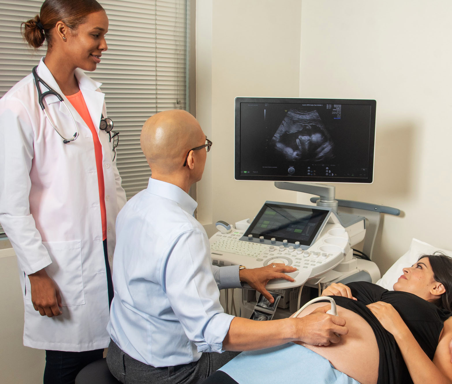 OUR MODEL - We're more than just sonography. Our team is dedicated to the growth of our sonographers and our partners — this is what we call the BB Imaging difference.
