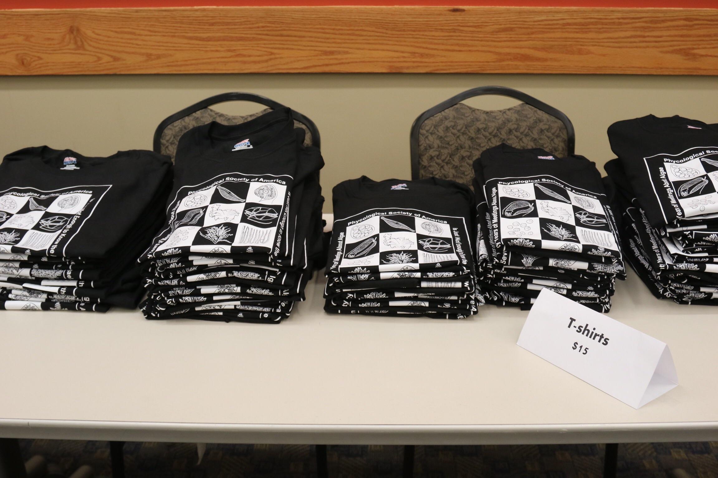 T-shirts - $15