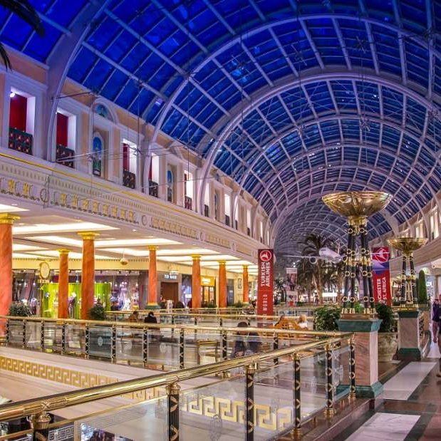 INTU SHOPPING CENTRES   Paid social media plan and campaign management
