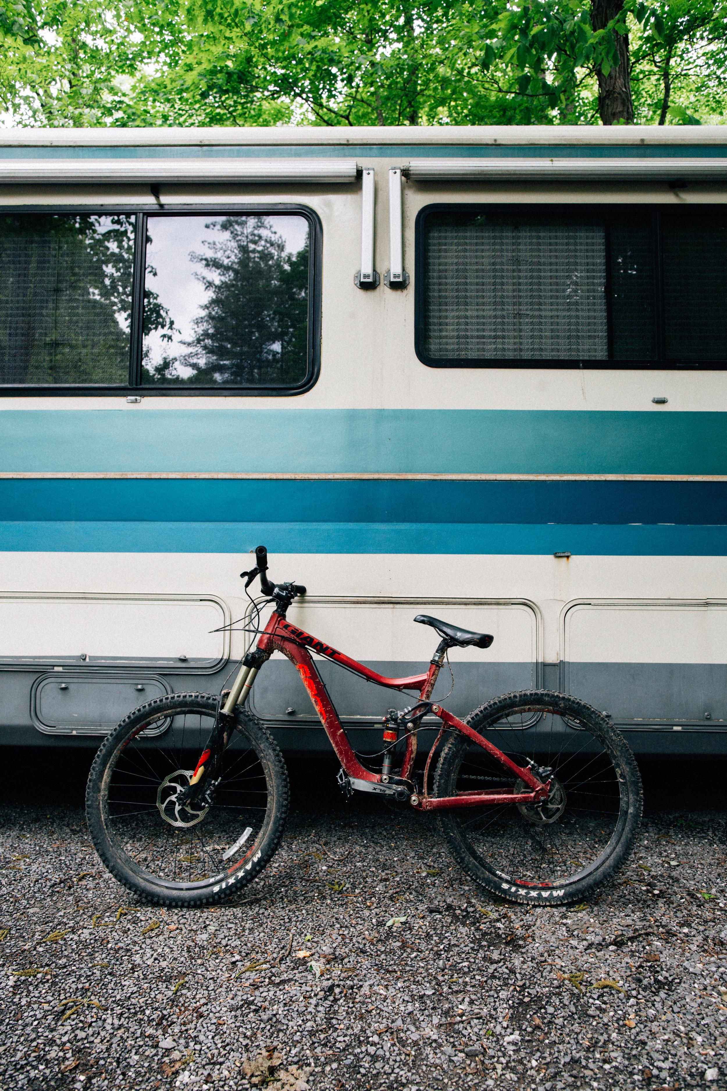Mountain Biking in Virginia