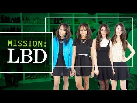 Fashion Mission- LBD