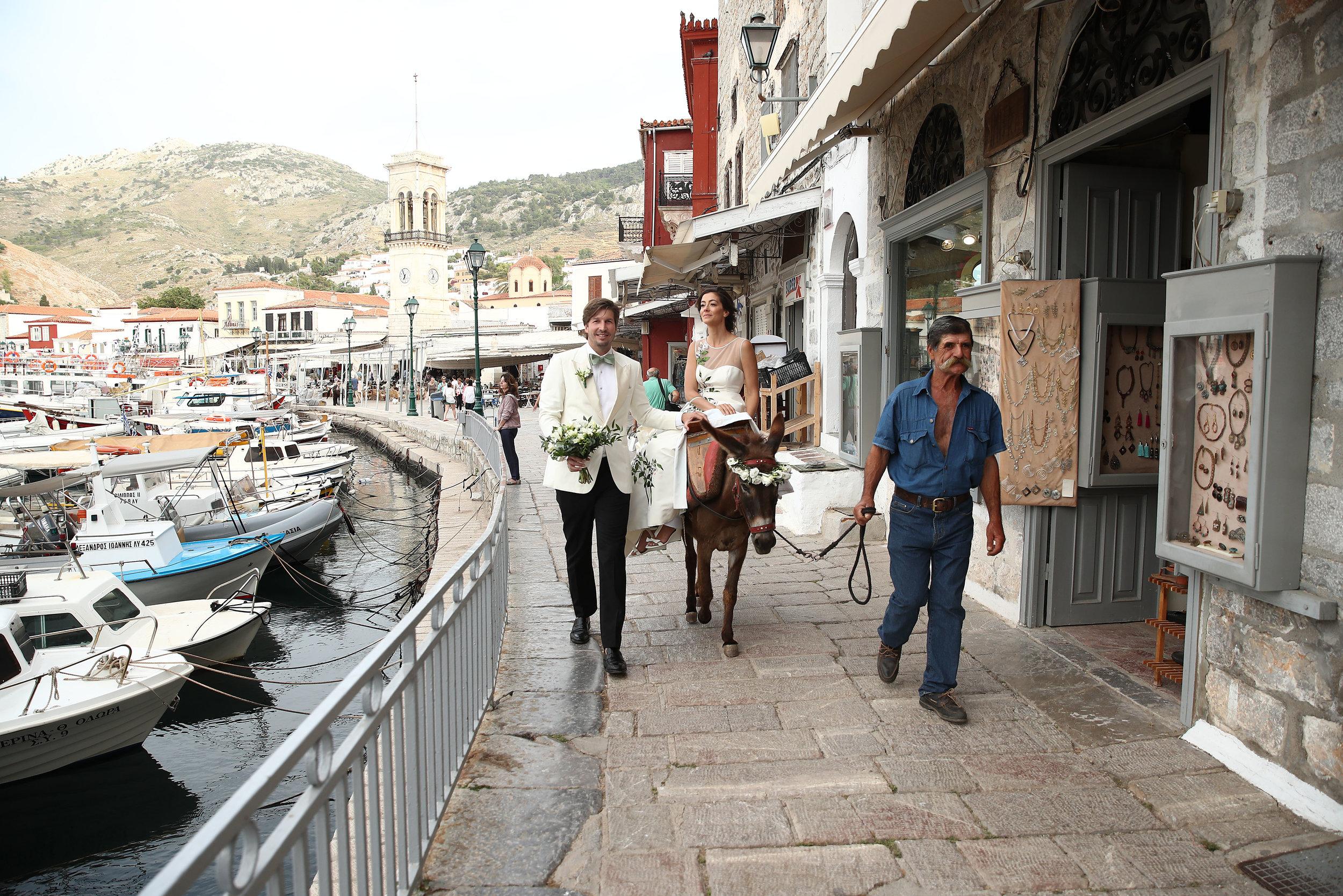 Port Parade - It's like a second line on a donkey