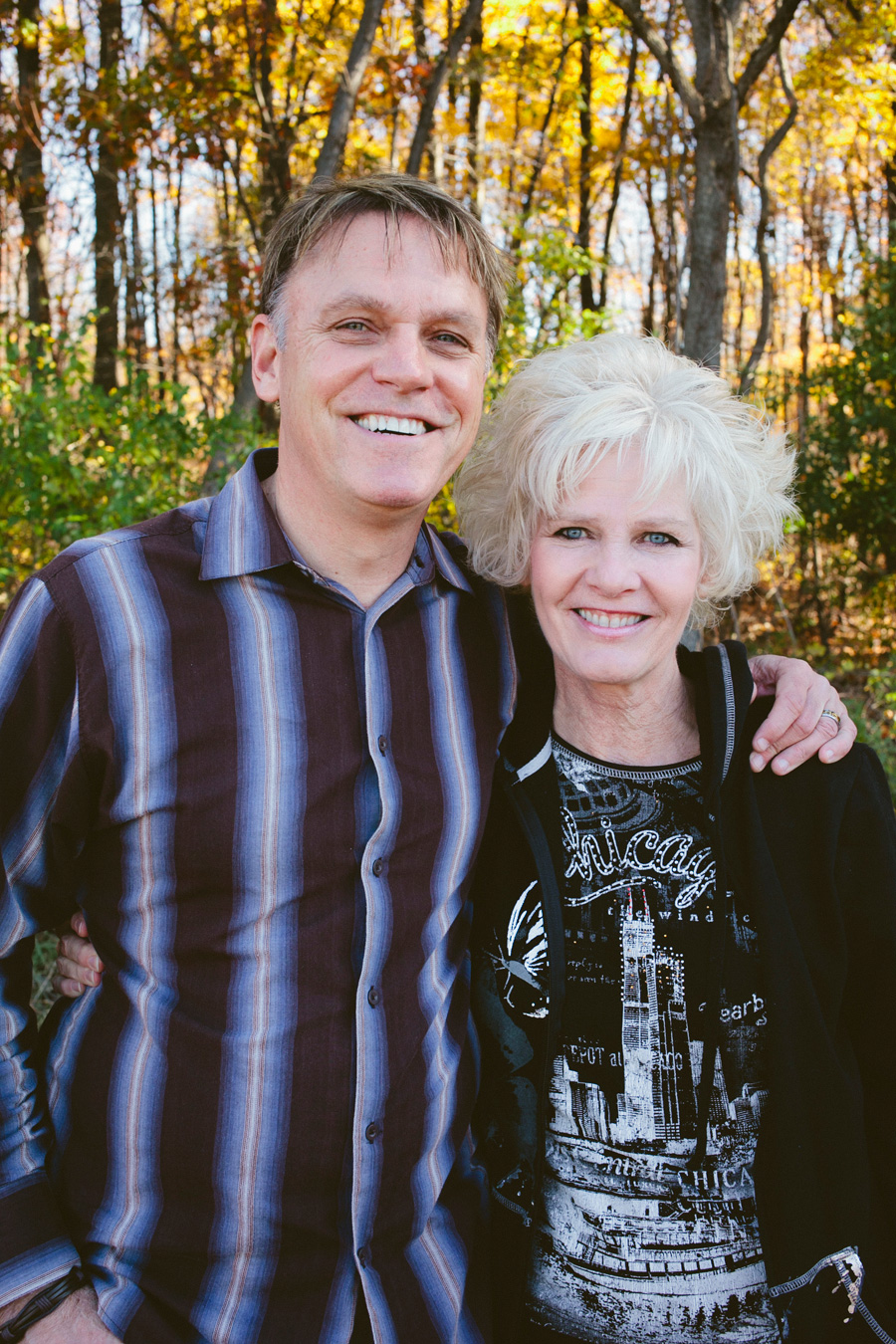 Mike & Ginny Majeski   Mike brings over 40 years of pastoral experience and church leadership into the Merge mix. His love of truth and heart for people shape his role as a teaching pastor. Mike and his wife of over 35 years, Ginny, reside in Canton and have two married children: Mallory and Michael Tyler. Mike is a lover of music, is into playing guitar, motorcycle riding with his wife, golf and hunting. Ginny loves kids and teaching the piano.