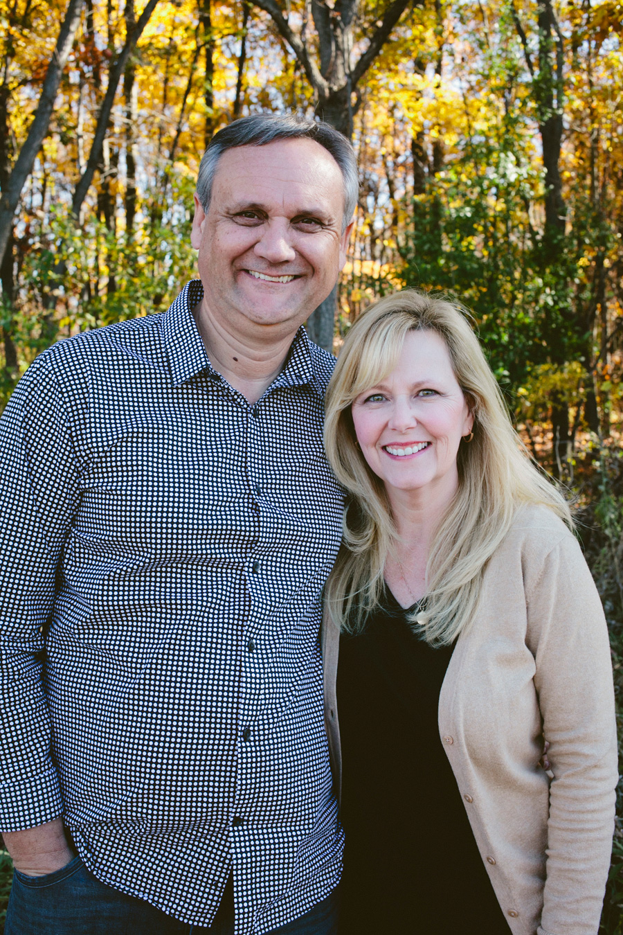 John & Tammy Pop   John and his wife Tammy live in Commerce Twp. and have three wonderful children (Crystal, Alicia, and Christian). John has a passion for prayer, and the working of the Holy Spirit in the midst of God's people. He is also the co-owner of Quality Design Services Inc, an international engineering firm he and his partner launched in 1990.