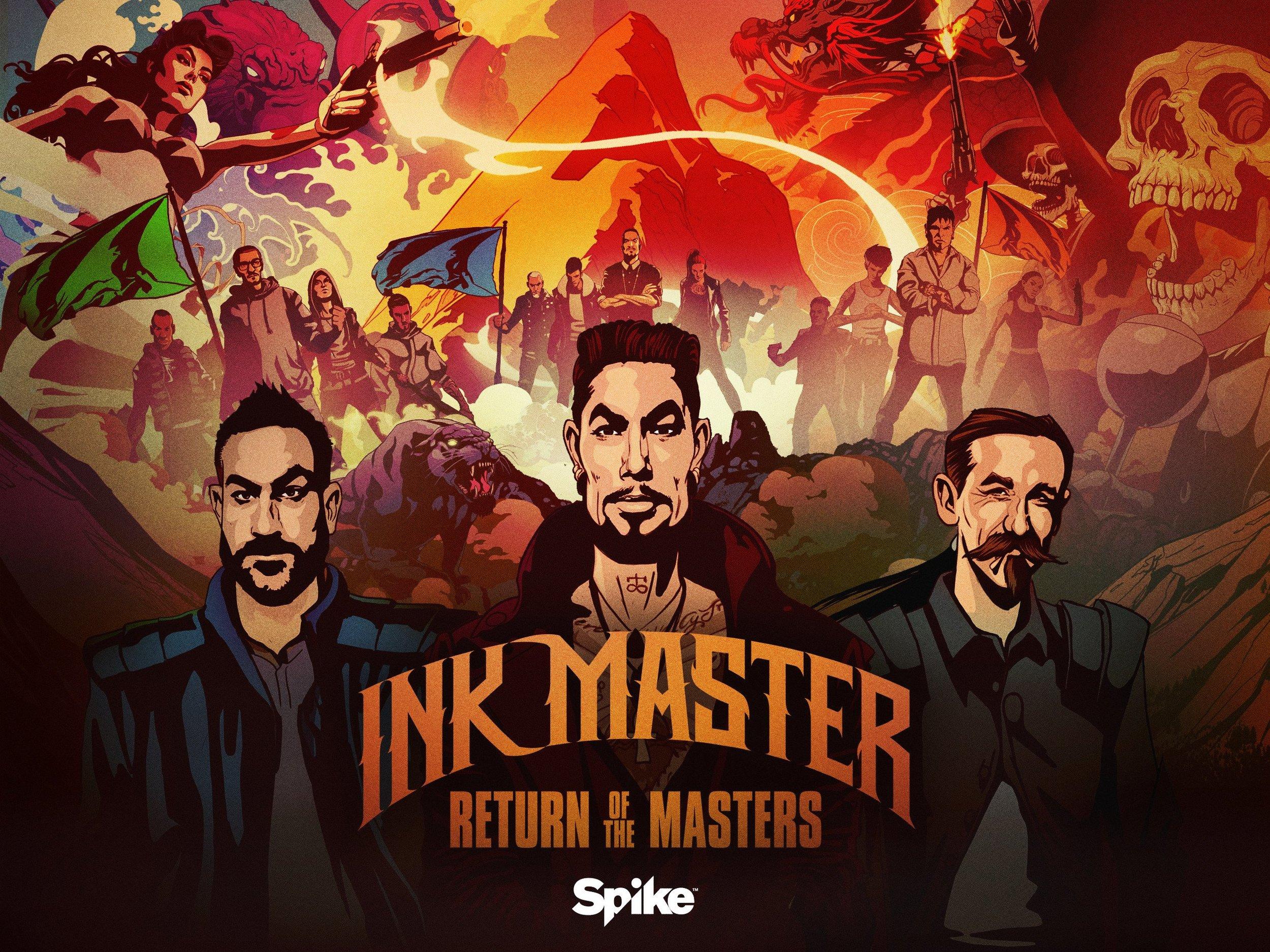 Ink Master Season 10 | Paramount Network