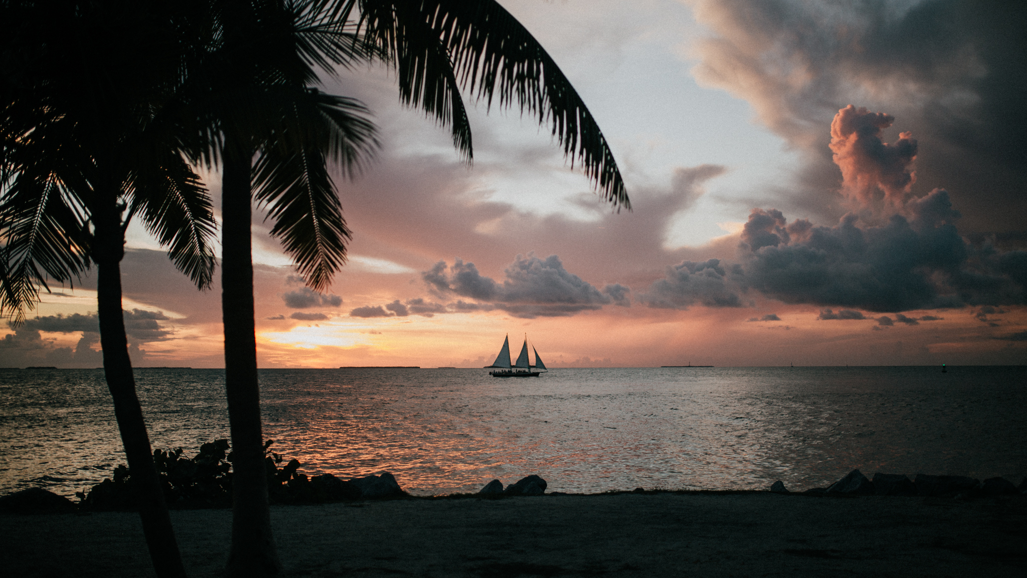 sunset, fort zachary, ft zach, lena perkins, key west photographer, visit key west, things to do